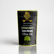 Organic Olive Oil 100% Organic Extra Virgin Olive Oil, 14ml Unidose, Natural Olive Oil.