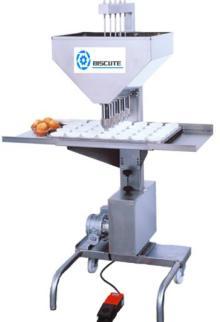 Semi Automatic  Cup   Cake s Filling Machine