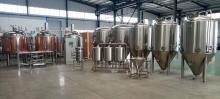 1000L turnkey beer brewing equipment