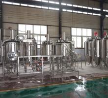 600L beer brewhouse system, fermentation tank