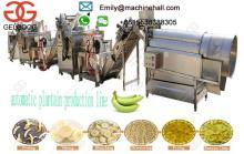 Automatic Banana Chips Making Machine Price/Banana Chips Plant Cost