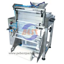 Bag Make  Machine  With PE Bags-On-A- Roll  Film