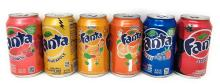Fanta for sell.