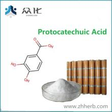 protocatechuic acid ( 3,4-Dihydroxybenzoic acid, CAS NO.: 99-50-3)