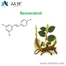 resveratrol (cas:501-36-0, HPLC assay: 50% 90% 98% 99%)