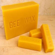 Beeswax for sale.