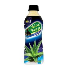 350ml Bottle Natural Aloe Vera Juice with Energy flavor