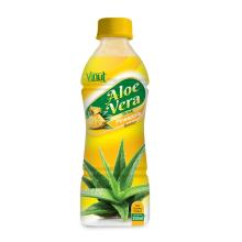 350ml Bottle Natural Aloe Vera Juice with Pineapple juice
