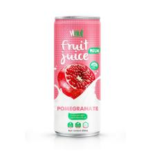 250ml VINUT Canned Health Drink Lactobacillus acidophilus plus Pomegranate Juice