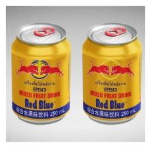 Good Price Red blue   Energy   Drink  250ML/ Red  Blue   Energy   Drink  250ML