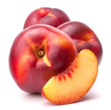 Nectarines, Fresh Round Nectarines