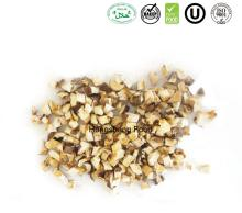 Dried mushroom flakes Dehydrated shitake granule