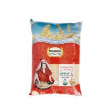 Organic Couscous Whole Hard Wheat Medium Grain 1 Kg bag