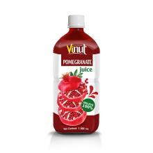 1000ml 100% Original Bottle Pomegranate juice drink