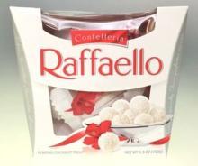 Nutella, Ferrero Rocher, Kit Kat Milk Chocolate Bar, Mars, Snickers, Twix, Bounty, Milky Way, Maltes