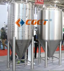 CGET 1000L fermenter machine for beer making