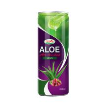 250ml NAWON Original  Aloe  Vera  Drink  with grape flavour