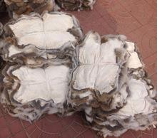 Top Quality Real Rabbit Fur, Rabbit Skin,with Factory Price