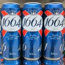 French Kronenbourg 1664 Blanc Beer , Buy European Beers online