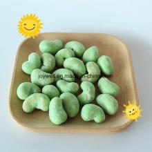 Cashew Rich in Healthy Fatty Acid and Essential Vitamin and Mineral Wasabi Flavor