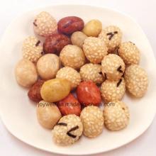 Japan Style Popular Coated Crispy Soy Sauce Peanuts Snacks Manufacturer