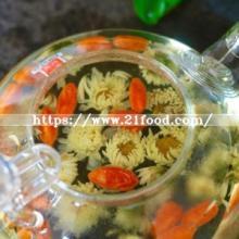 Herbal  Organic   Chrysanthemum   Tea  Flavoring