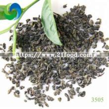 EU Standard China Green Tea Gunpowder 3505AA in Iron Tin