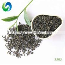 China Certified Organic Gunpowder Green Tea 3505 From Source Factory