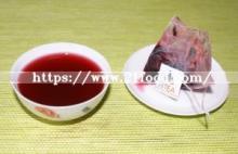 Pyramid Tea Bags Hibiscus and Chrysanthemum Tea