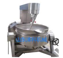 Low price sus 304 planetary stirring  fry ing  pan  tomato sauce  fry ing  pan