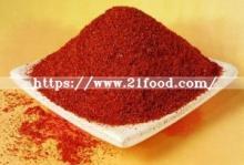 Sweet Paprika Powder (80 Asta) with High Quality