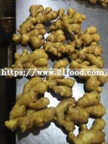 Dry Fresh  Ginger   Organic ,  Dried   Ginger
