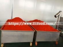 Sweet Paprika Powder 110 Asta Quality Guarantee