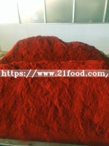 Sweet Paprika Powder 220 Asta Quality Guarantee