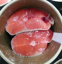 CANNED PINK SALMON