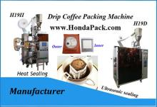 Single Serve Drip Coffee Bag Packing Machine for Kent coffee Beans Supplier,Farme