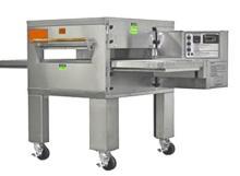Pizza conveyor oven