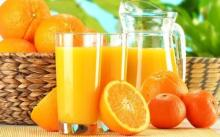 Premium Orange Juice Concentrate