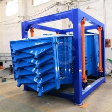 China Large Power Delicate High Precision Powder Automatic Square Swing Vibrating Screen Shaker Siev