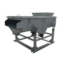 Classification Capacity Sieve Mesh  Pvc  Plastic Granule Sand Linear Vibrating Sieve Separator Particl