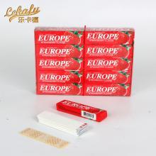 europe chewing gum strawberry flavor 5 stick gum