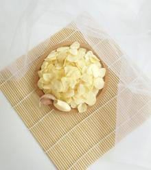 Super quality China dehydrated garlic flakes